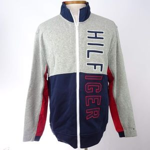 Tommy Hilfiger Men's Turtle Neck Full Zip Jacket
